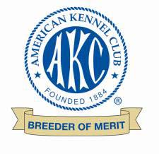 sherwood goldens akc breeder of merit logo